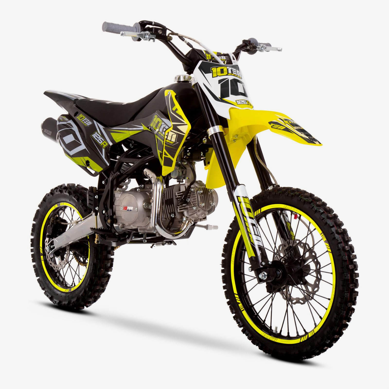 10TEn 10TEN 125R Dirt Bike