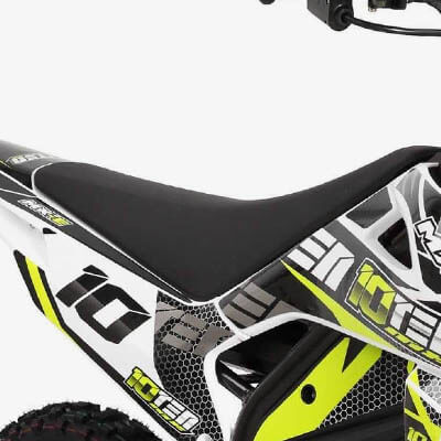 MX-E Spec: Gripped Seat